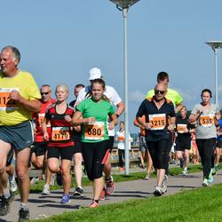 SEB Tallinna Maraton - Maria Bedrit (535), Pauliine Konsa (680), Aare Selge (1122), Aare Siilbek (1215), Margit Loo (4179)