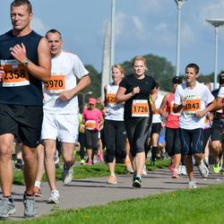 SEB Tallinna Maraton - Kert Uutsalu (2358), Boris Mazko (2843)