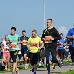 SEB Tallinna Maraton - Liina Tinnuri (847), Anneli Võigas (3485), Ailar Vadi (6232)
