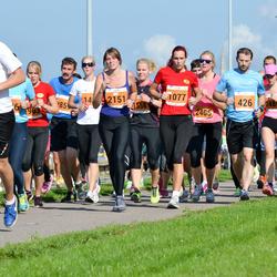 SEB Tallinna Maraton - Aarne Kümnik (426), Karmen Ahja (1077), Martin-Erich Torjus (1827), Triinu Org (2151), Mattias Saks (3758)