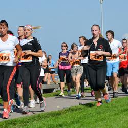 SEB Tallinna Maraton - Merle Kollo (3499), Agne Lund (5483)