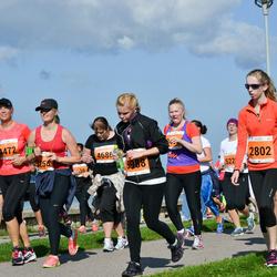 SEB Tallinna Maraton - Annabel Gretely Ots (2802), Eveli Raja (5988)