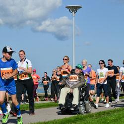 SEB Tallinna Maraton - Erleen Vainula (2818), Ari Ollila (6576)