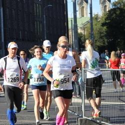 SEB Tallinna Maraton - Annika Veimer (954), Gert Müürsepp (1269)
