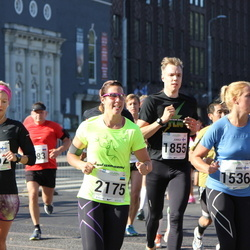SEB Tallinna Maraton - Lotta Alaranta (1262), Anni Laakso (1536), Anni Liukka (2175)