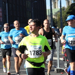 SEB Tallinna Maraton - Arles Taal (1783), Mattis Torn (2206)