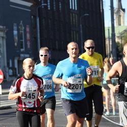 SEB Tallinna Maraton - Anna Kravchenko (945), Martin Vahher (1655), Marius Pihlak (2207)