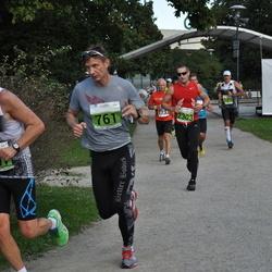 SEB Tallinna Maraton - Tiit Rosenberg (761), Armin Siilivask (2303), Peep Kubber (2807)