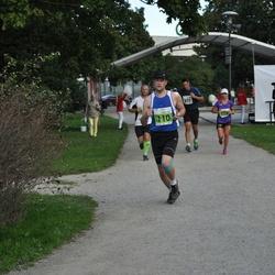 SEB Tallinna Maraton - Urmas Männa (110), Andra Puusepp (452), Gert Hendrikson (872), Priit Parts (1292)