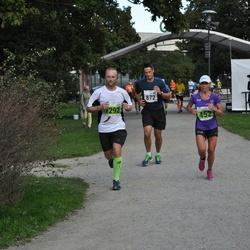 SEB Tallinna Maraton - Andra Puusepp (452), Gert Hendrikson (872), Priit Parts (1292)