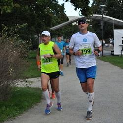 SEB Tallinna Maraton - Tarvo Maran (141), Artur Praun (199), Dieter Geyer (545)