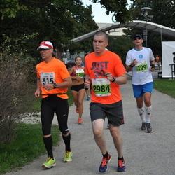 SEB Tallinna Maraton - Artur Praun (199), Jukka Hakala (515), Dieter Geyer (545), Angela Mandel (2792), Joonas Pihlaja (2984)