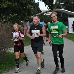 SEB Tallinna Maraton - Anna Kravchenko (945), Andrei Nikiforov (1976), Jürgo Jartsev-Moont (2720)