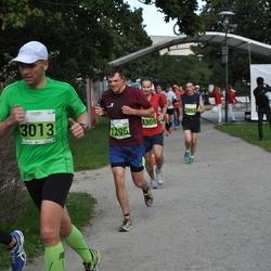 SEB Tallinna Maraton - Kevin Baker (1296), Adam Ward (1309), Valerii Lantcov (2862), Allan Kiviselg (3013)