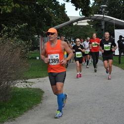SEB Tallinna Maraton - Hannes Roosaar (400), Evelin Märtson (453), Andre Pukk (601), Ranne Jakobi (1389)