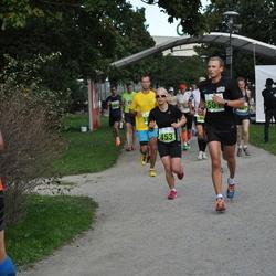 SEB Tallinna Maraton - Evelin Märtson (453), Andre Pukk (601), Ranne Jakobi (1389)