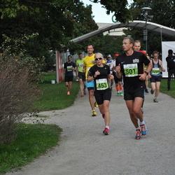 SEB Tallinna Maraton - Evelin Märtson (453), Andre Pukk (601), Urmas Johanson (1227)