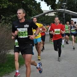 SEB Tallinna Maraton - Hannes Roosaar (400), Andre Pukk (601), Urmas Johanson (1227)