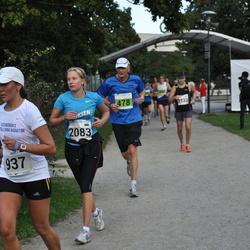SEB Tallinna Maraton - Aivar Raudsepp (478), Gerly Vahe (937), Anna Strömberg (2083)
