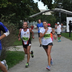 SEB Tallinna Maraton - Arnaud Guiraud (471), Donato Michele Stifano (1875), Irina Lisichkina (2867)