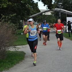 SEB Tallinna Maraton - Argo Severev (647), Tarja Tepponen (921), Agris Repss (3046)