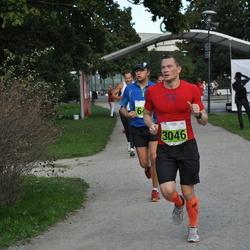 SEB Tallinna Maraton - Argo Severev (647), Agris Repss (3046)