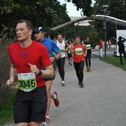 SEB Tallinn Marathon - Aimar Liiver (194), Argo Severev (647), Konstantin Gaponov (2820), Agris Repss (3046)
