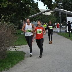 SEB Tallinn Marathon - Aimar Liiver (194), Konstantin Gaponov (2820), Jevgeni Bõstrov (2952)