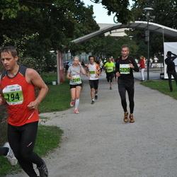 SEB Tallinn Marathon - Aimar Liiver (194), Madis Joonsalu (773), Hannely Aitman (2289), Konstantin Gaponov (2820)