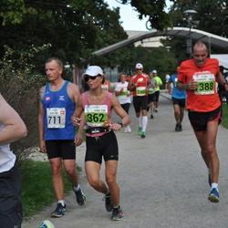SEB Tallinna Maraton - Nina Kujanpää (362), René Emil Andersen (711), Charles Christiansen (1388)