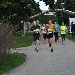 SEB Tallinna Maraton - Erik Petersen (739), Johann Warkentin (1285), Bernhards Blumbergs (2927)