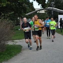SEB Tallinna Maraton - Erik Petersen (739), Johann Warkentin (1285), Mihhail Korasteljov (2088), Bernhards Blumbergs (2927)