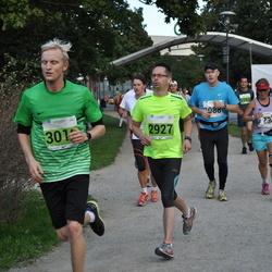 SEB Tallinna Maraton - Mihhail Korasteljov (2088), Niina Fransman (2234), Bernhards Blumbergs (2927)