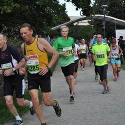 SEB Tallinna Maraton - Johann Warkentin (1285), Niina Fransman (2234), Bernhards Blumbergs (2927)
