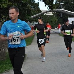 SEB Tallinna Maraton - Aarne Vasarik (543), Rainar Kaegas (767)