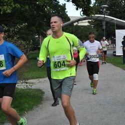 SEB Tallinna Maraton - Veikko Võsu (488), Rainer Kurikjan (604), Andre Lall (2002)