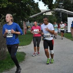 SEB Tallinna Maraton - Olav Kersen (1502), Taavi Pärn (1891), Andre Lall (2002)