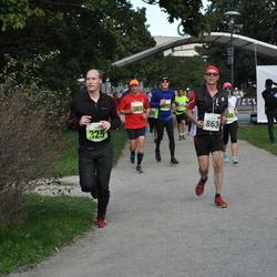 SEB Tallinna Maraton - Raido Kaldma (325), Bernd Völker (863)