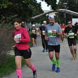 SEB Tallinna Maraton - Agur Jõgi (942), Pille Nurmis (1620), Eero Ruotsalainen (3068)