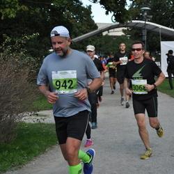 SEB Tallinna Maraton - Agur Jõgi (942), Eero Ruotsalainen (3068)
