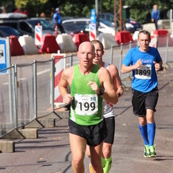 SEB Tallinna Maraton - Jonas Svensson (199), Alvin Vann (1899)