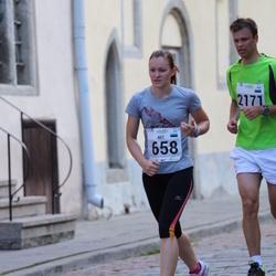SEB Tallinna Maraton - Aet Udusaar (658), Joonas Vaabel (2171)