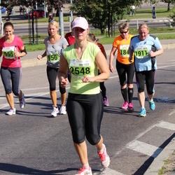 SEB Tallinna Maraton - Sigrun Sontshagen (1911), Anni Kagovere (2548)
