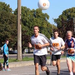SEB Tallinna Maraton - Aarne Nirk (57), Oliver Vihmann (88)