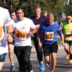 SEB Tallinna Maraton - Indrek Lepiksaar (83), Anatoli Bozko (800)