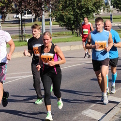 SEB Tallinna Maraton - Annely Kaur (1148)