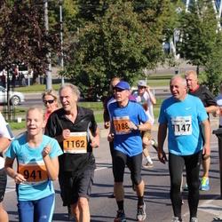 SEB Tallinna Maraton - Andrus Ostrov (1147), Maidu Lääne (1162), Ago Lilleorg (1188)