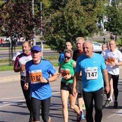 SEB Tallinna Maraton - Andrus Ostrov (1147), Ago Lilleorg (1188)