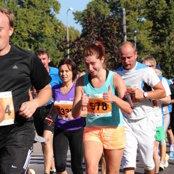 SEB Tallinna Maraton - Adelina Darvina (578)