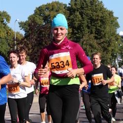 SEB Tallinna Maraton - Alyona Stadnik (5334)